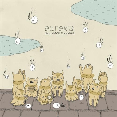 <em>2nd Full Album</em>『eureka』(通常盤(CD))