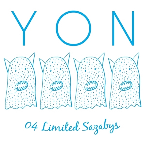 <em>1st Single</em>『YON』(通常盤(CD))