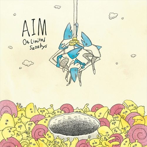 <em>Major 2nd Single</em>『AIM』(通常盤(CD))