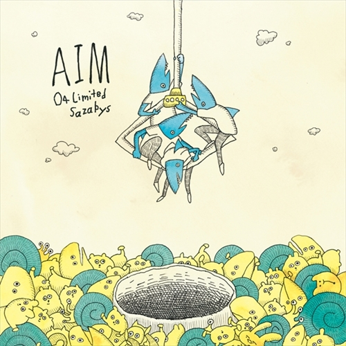 <em>Major 2nd Single</em>『AIM』(初回生産限定盤(CD+DVD))