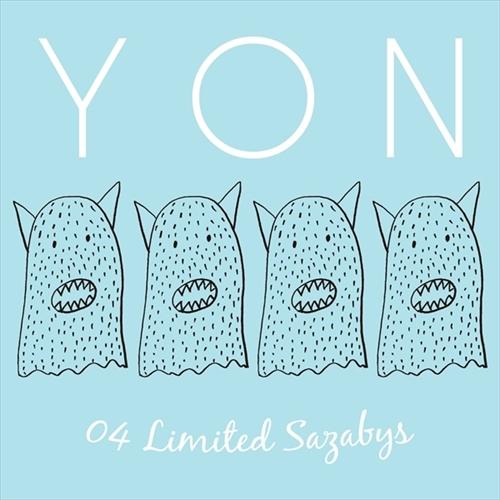<em>1st Single</em>『YON』(初回限定盤(CD+DVD))