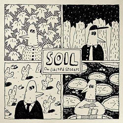 <em>3rd Full Album</em>『SOIL』(初回盤CD+DVD)