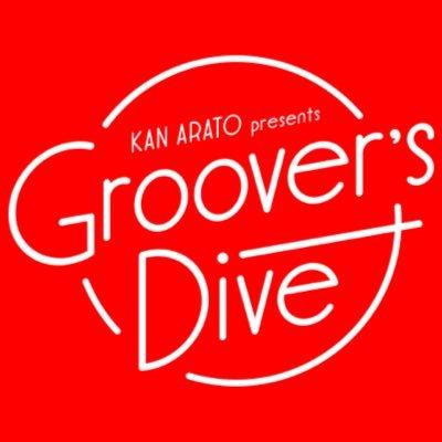 ZIP-FM「Groover's Dive」21:00〜23:00
