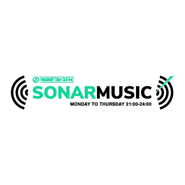 J-WAVE「SONAR MUSIC」 21:00~23:55