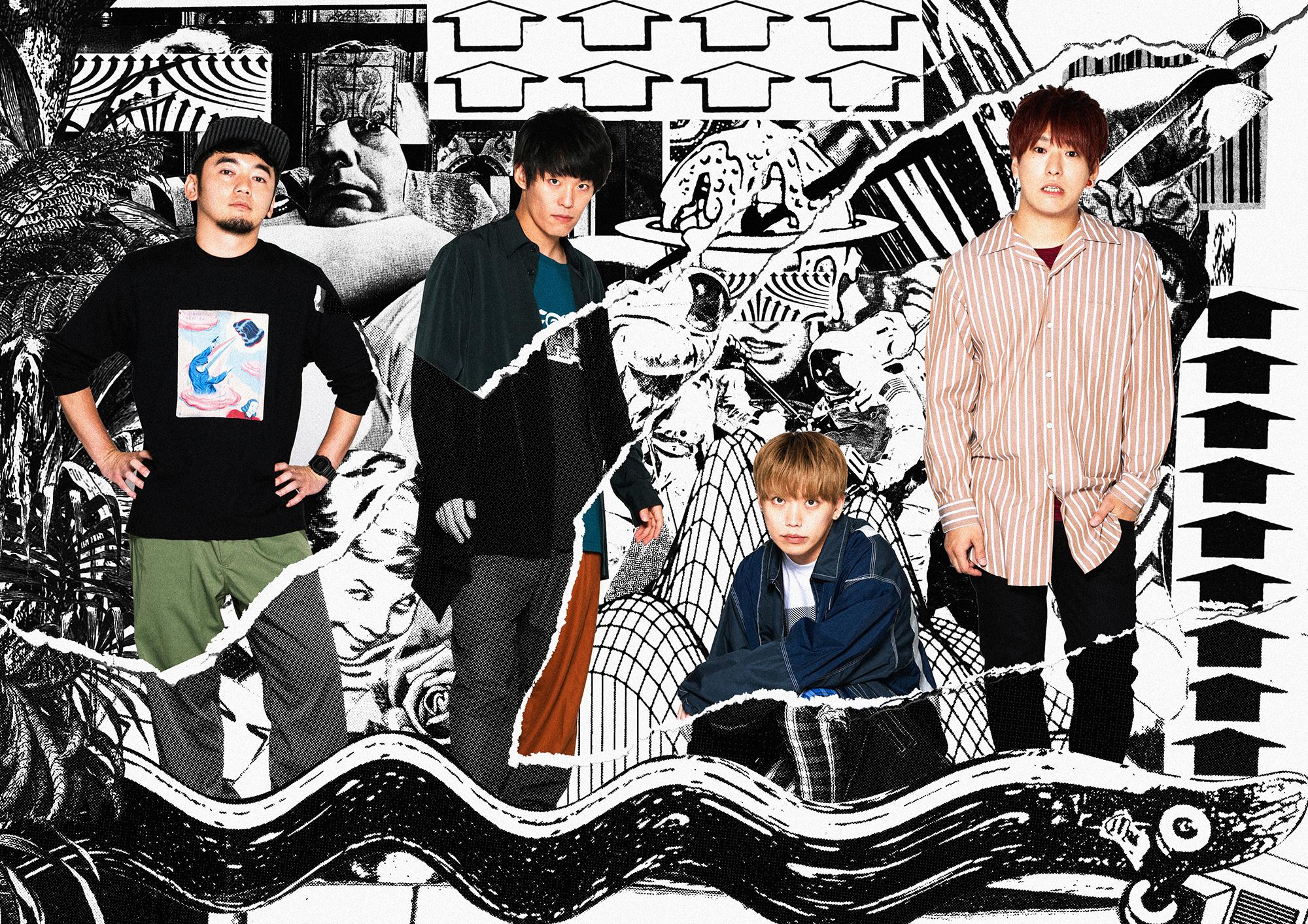 """9/4発売シングル『SEED』より """"Montage"""" 先行配信スタート!"""