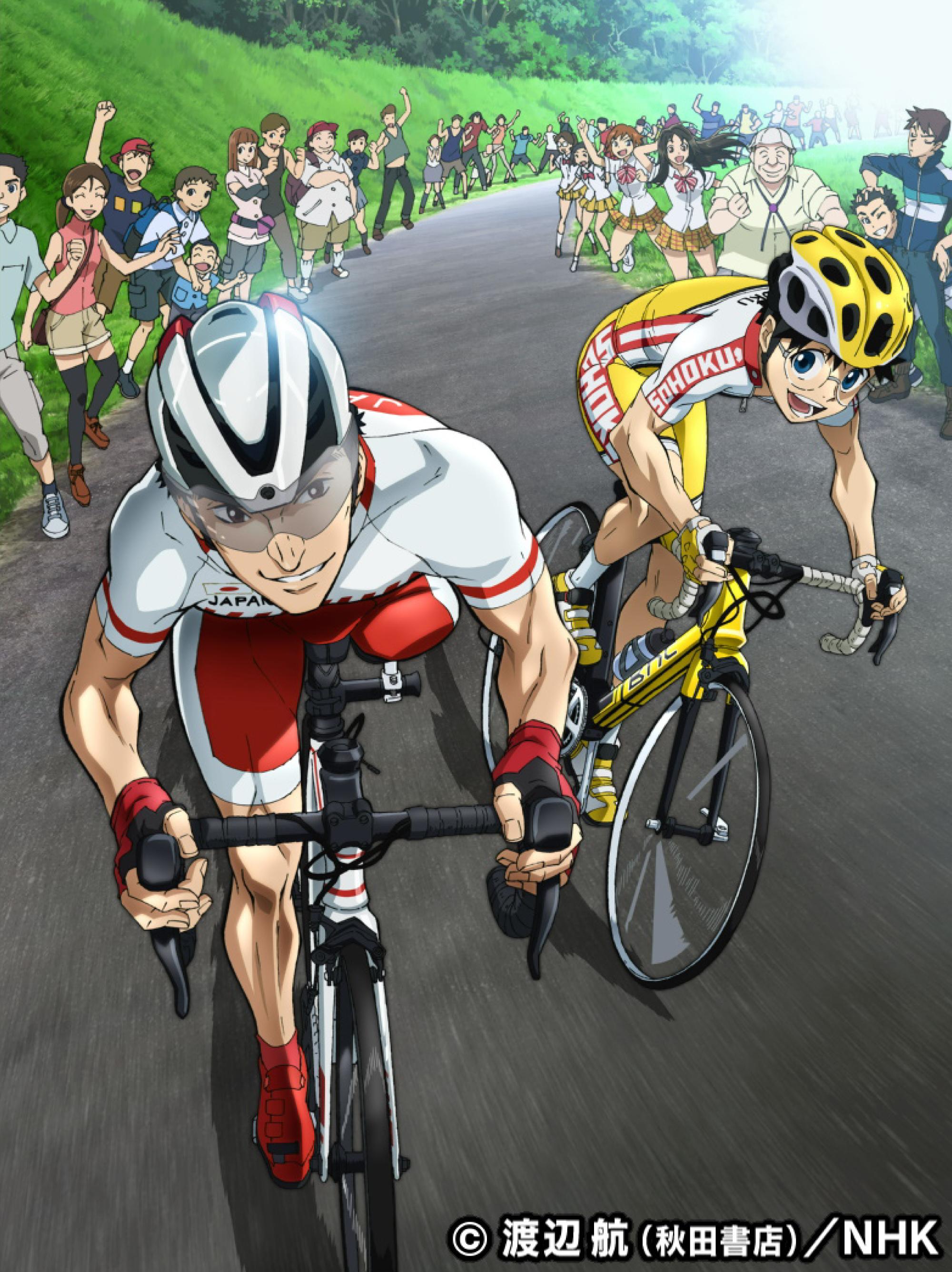 新曲『Cycle』がNHK「アニ×パラ~あなたのヒーローは誰ですか~」テーマソングに決定!