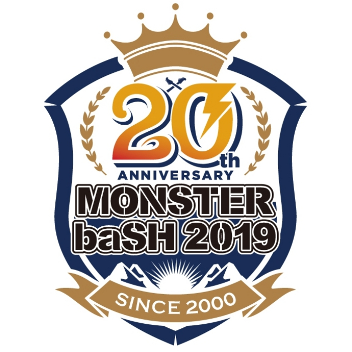 MONSTER baSH 2019 出演決定!