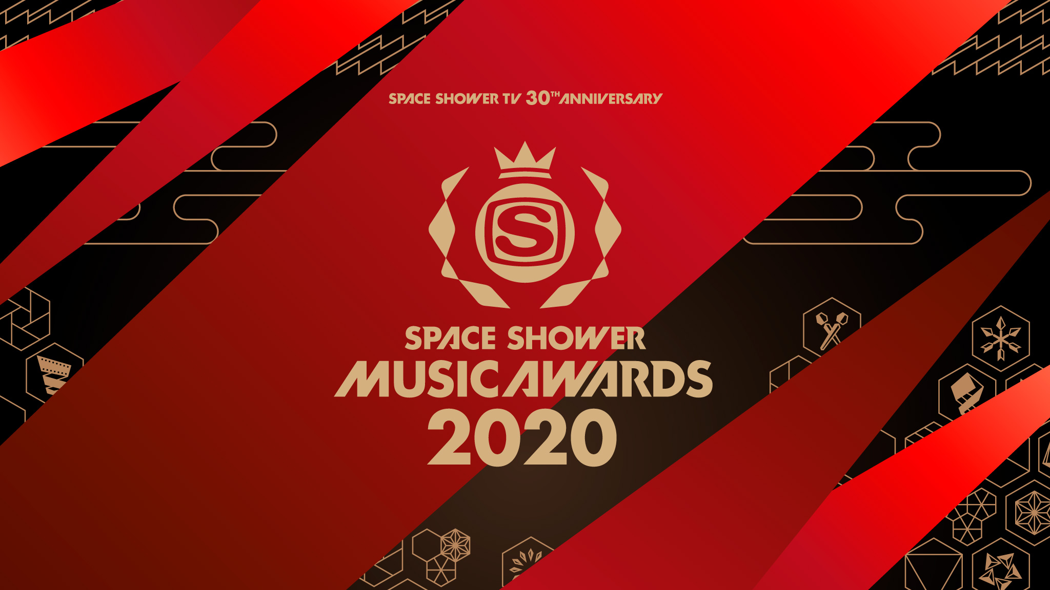 """SPACE SHOWER MUSIC AWARDS 2020"" GENゲスト出演決定!"
