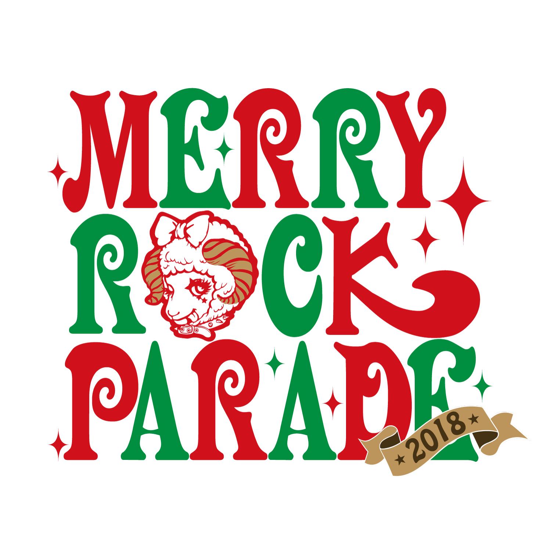 MERRY ROCK PARADE 2018 出演日決定!