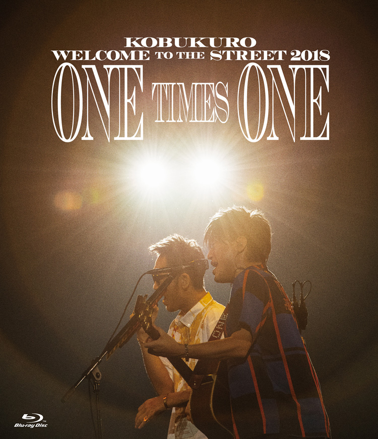 KOBUKURO WELCOME TO THE STREET 2018 ONE TIMES ONE FINAL at 京セラドーム大阪(通常盤Blu-ray)