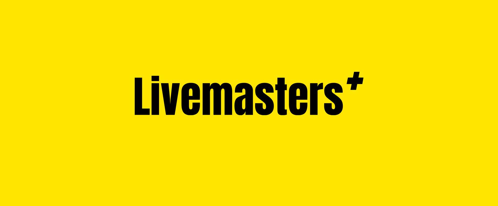 スマートフォン会員サービス「Livemasters+」スタート!