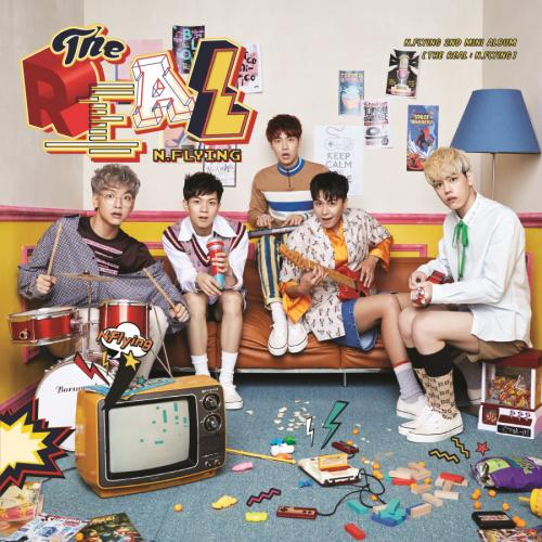 2nd Mini Album「THE REAL : N.Flying」