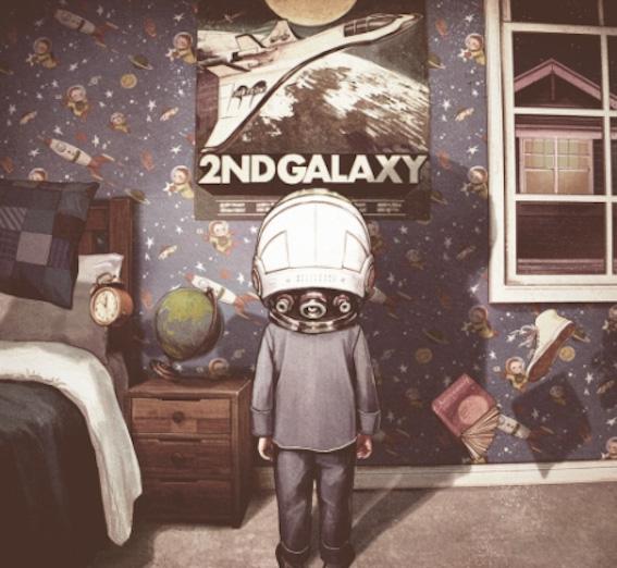 LP - 2ND GALAXY