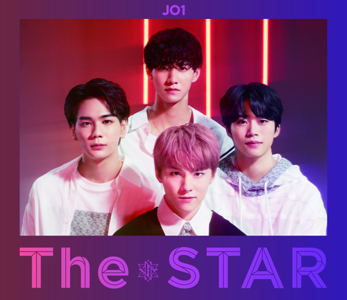 The STAR 初回限定盤Red