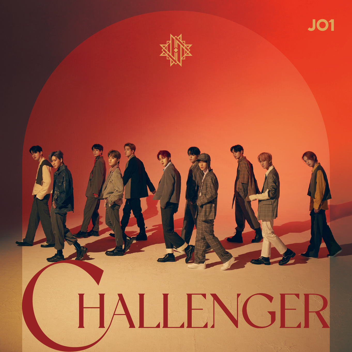 CHALLENGER 初回限定盤B