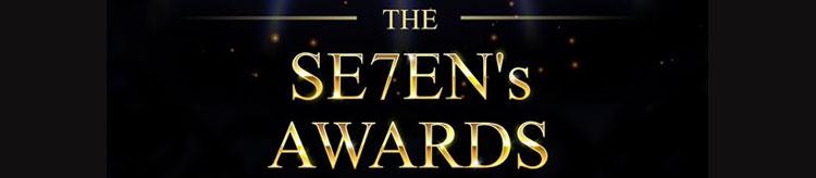 THE SE7EN's AWARDS