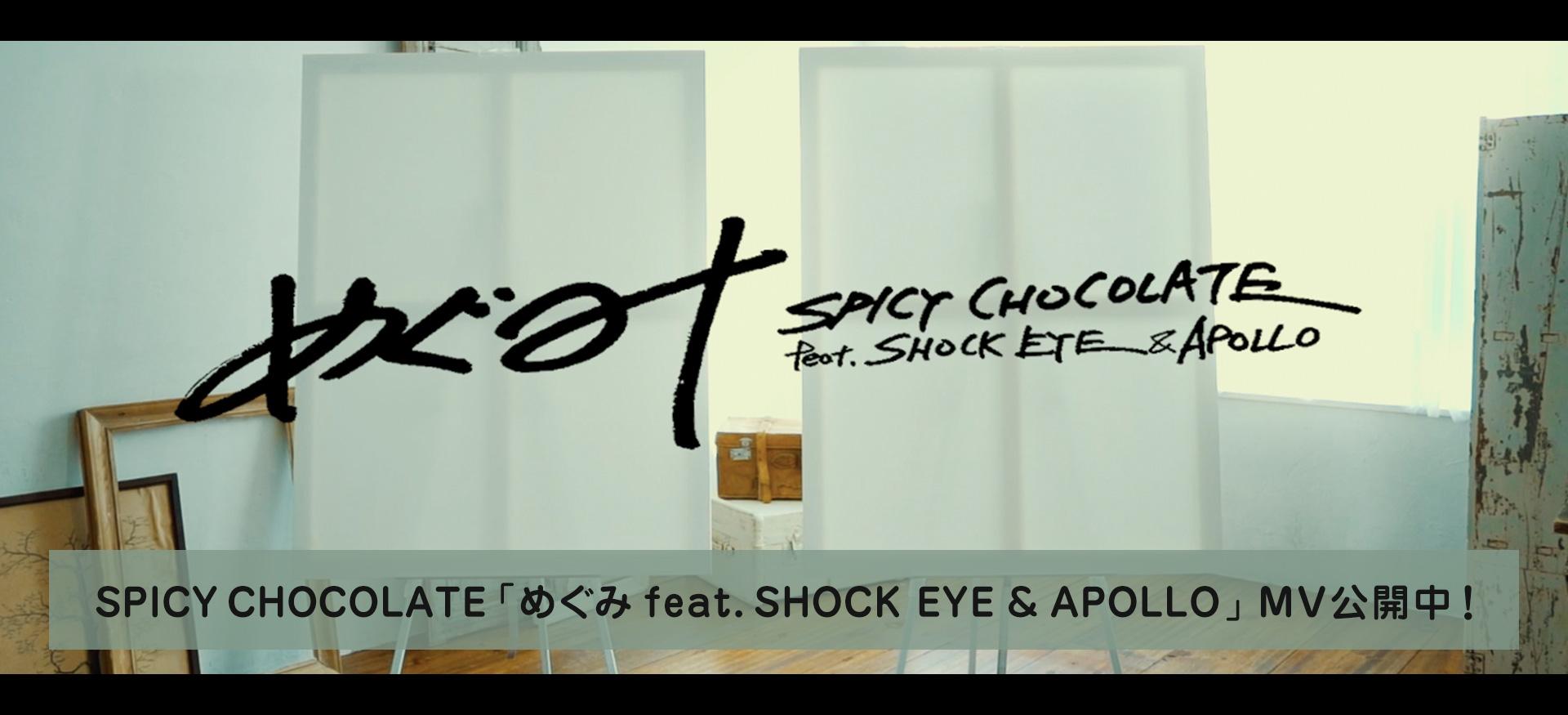 めぐみ feat. SHOCK EYE & APOLLO MV