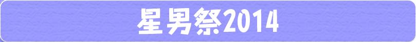 星男祭2014