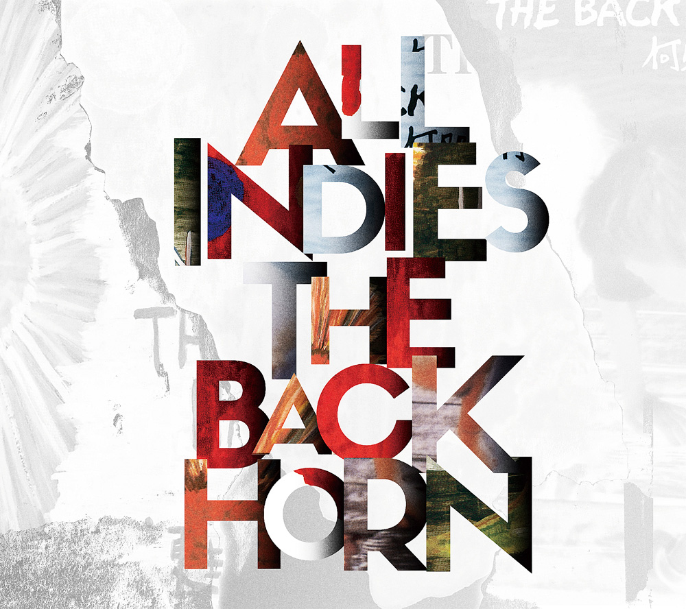 "<span class=""subTxt"">12th Album</span>ALL INDIES THE BACK HORN"