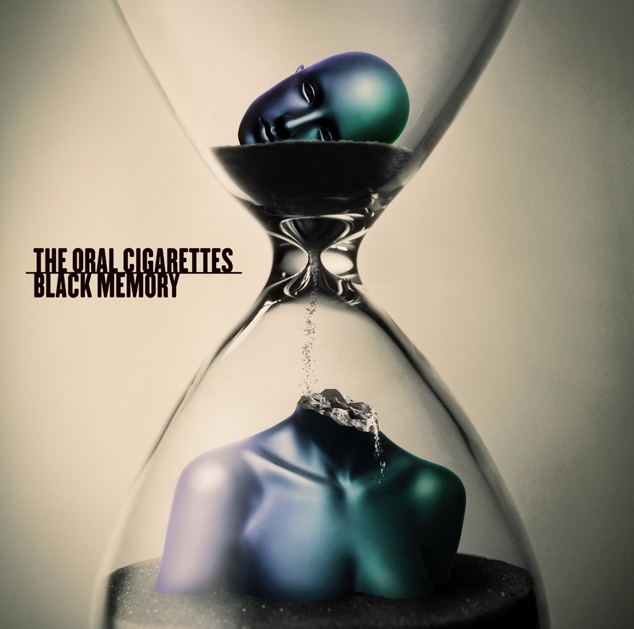 8th Single「BLACK MEMORY」