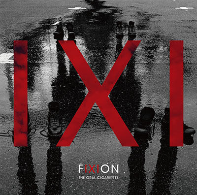 2nd Album「FIXION」