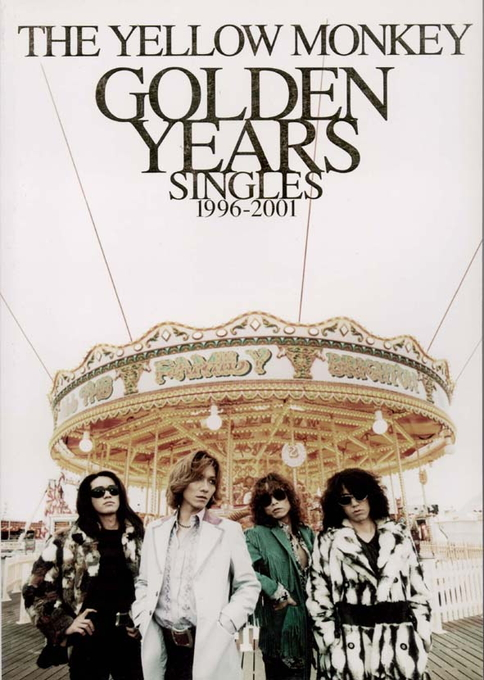 GOLDEN YEARS Singles 1996-2001