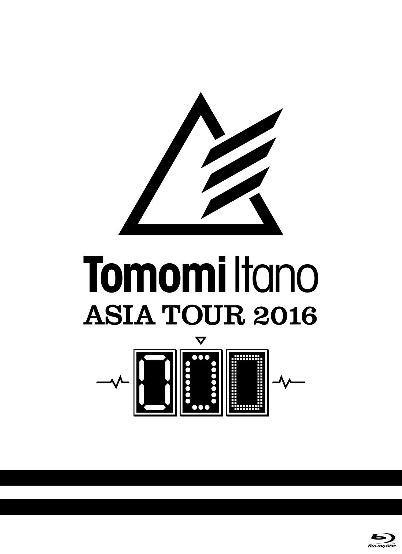 Tomomi Itano ASIA TOUR 2016【000】LIVE Blu-ray & DVD