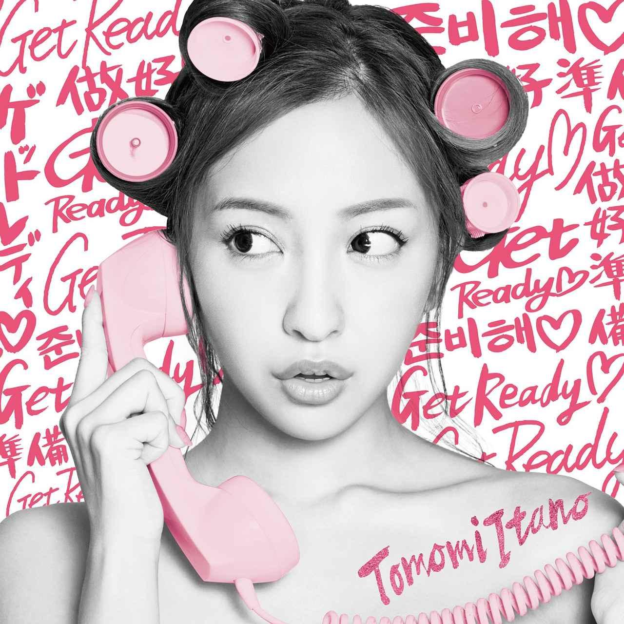 2nd ALBUM「Get Ready♡」
