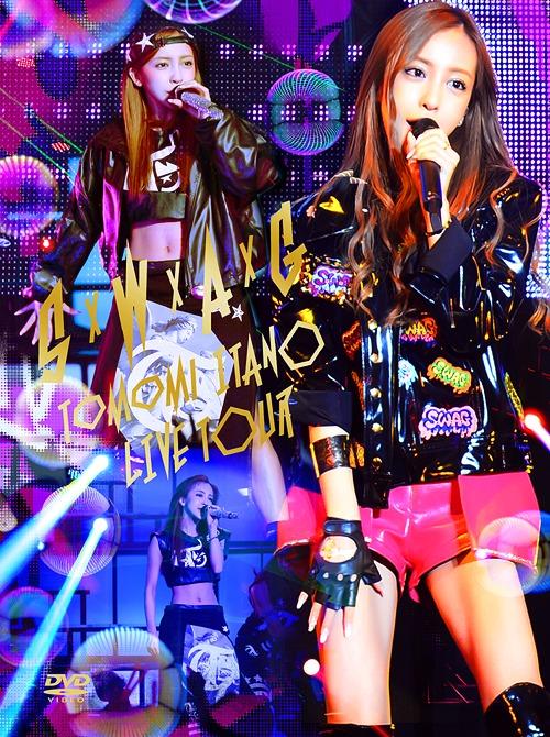 Tomomi Itano Live Tour 〜S×W×A×G〜 Blu-ray&DVD