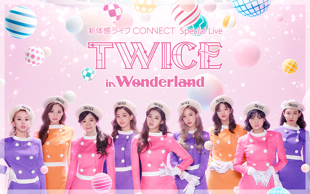 TWICE in Wonderland