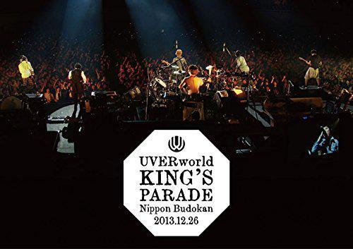 UVERworld KING'S PARADE Nippon Budokan 2013.12.26