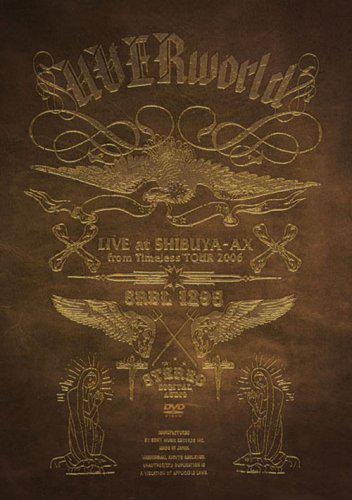 LIVE at SHIBUYA-AX(from Timeless TOUR 2006)