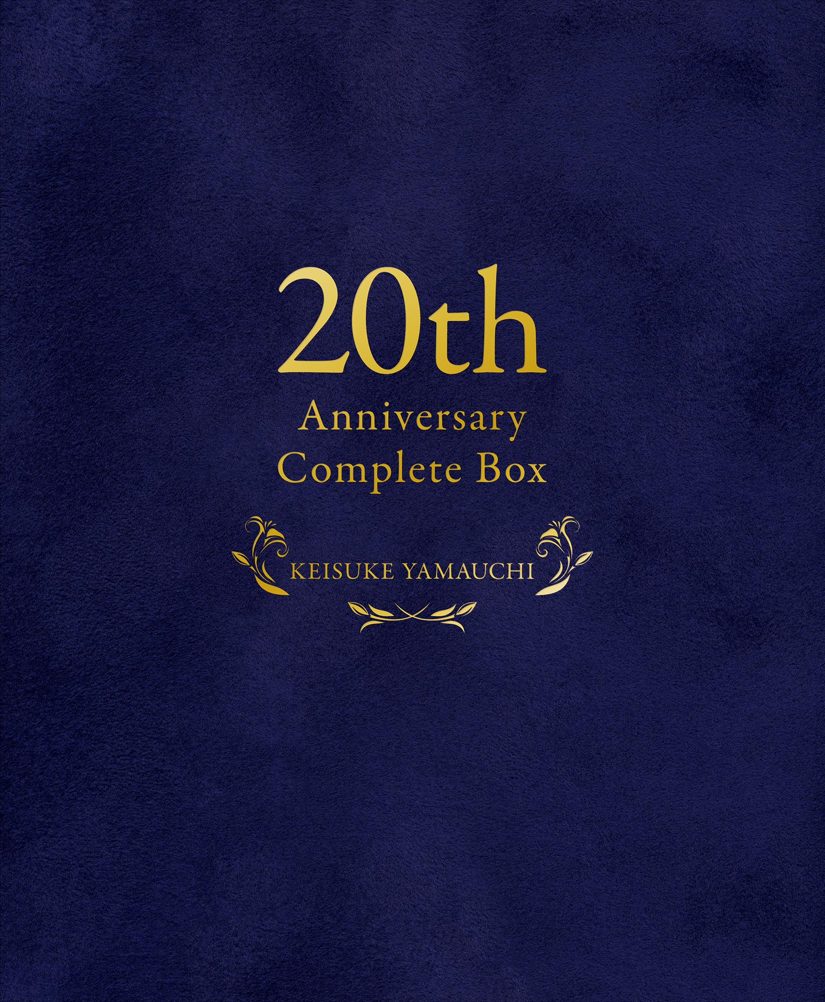 20th Anniversary Complete Box