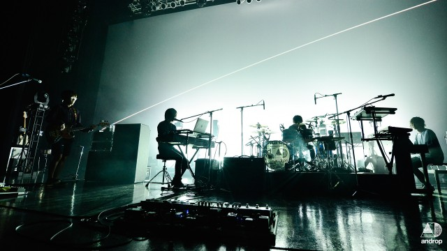 androp live photo #10