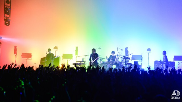 androp live photo #12